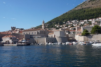 Port Dubrovnik, Croatie