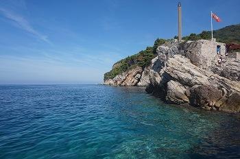 Bateau Petrovac Montenegro